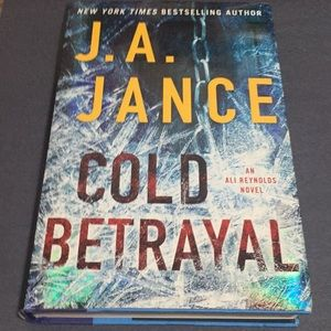 J.A. JANCE - Cold Betrayal